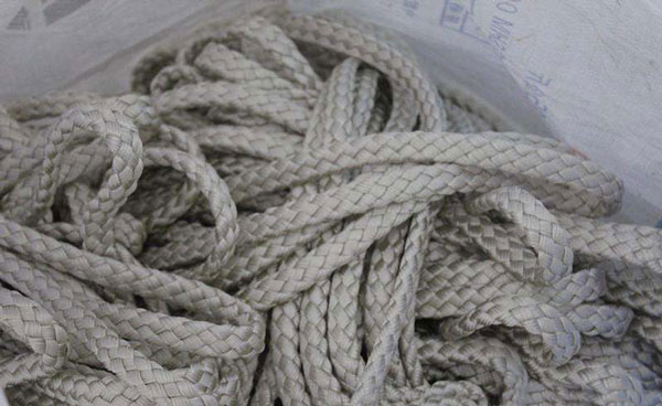 Polyamide Fibre Braided Paper Carrier Rope with Core