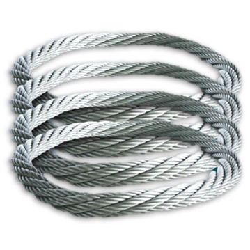 环形无接缝钢丝绳索