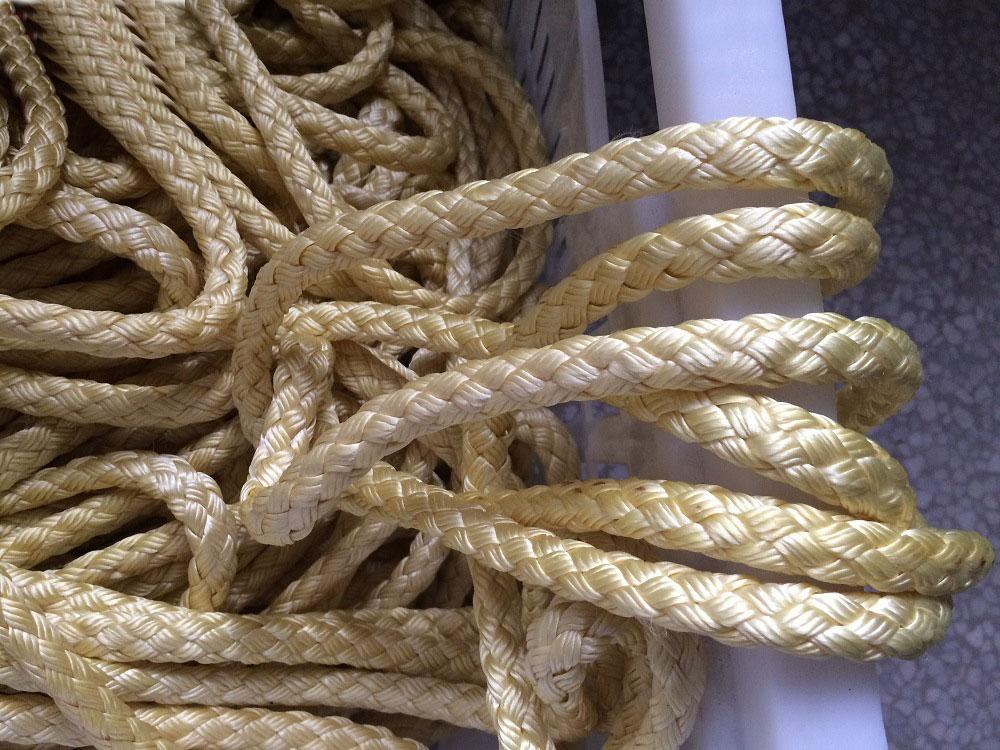 造纸用引纸绳,空心引纸绳,实心引纸绳,杜邦丝引纸绳