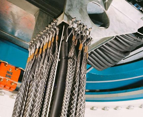 不锈钢电缆挂网